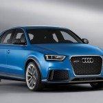 Кроссовер Audi Q3 RS концепт