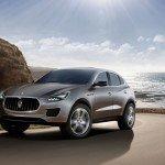 Кроссовер Maserati подождет до весны