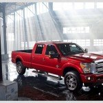 Ford Super Duty 2013