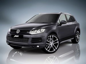 Tuning Volkswagen Touareg by ABT