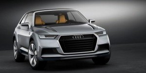 Audi Coupe Crosslane
