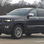 Jeep Grand Cherokee Facelift 2014