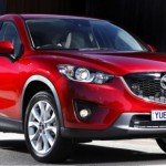 Mazda CX-5 2013 new engine