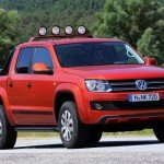 Volkswagen Amarok 2013 Canyon Edition