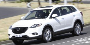 Mazda CX-9 2013 Review
