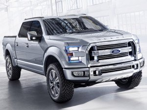 Ford Atlas Concept 2013