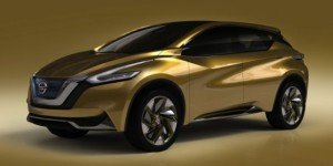 Nissan Resonance concept 2013