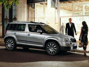 Skoda Yeti 2013 Laurin & Klement Edition