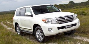 Toyota Land Cruiser 200 new sistem