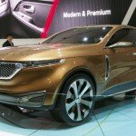 Kia Cross GT Concept 2013 in Seul