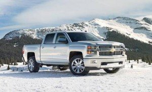 Chevrolet Silverado High Country 2014