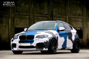 BMW X6M by Inside Performance