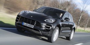 Обзор Porsche Macan Turbo