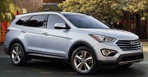 Фейслифтинг Hyundai Santa Fe 2016 года