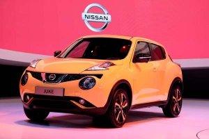 Цена Nissan Juke 2015 года