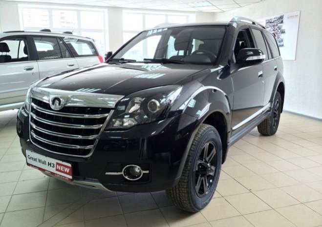 Great Wall Hover H3 new 2016