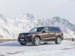 Mercedes-Benz GLS комфорт премиум класса