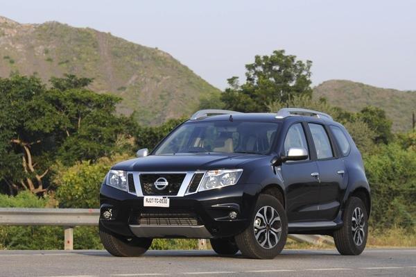 фото Nissan Terrano