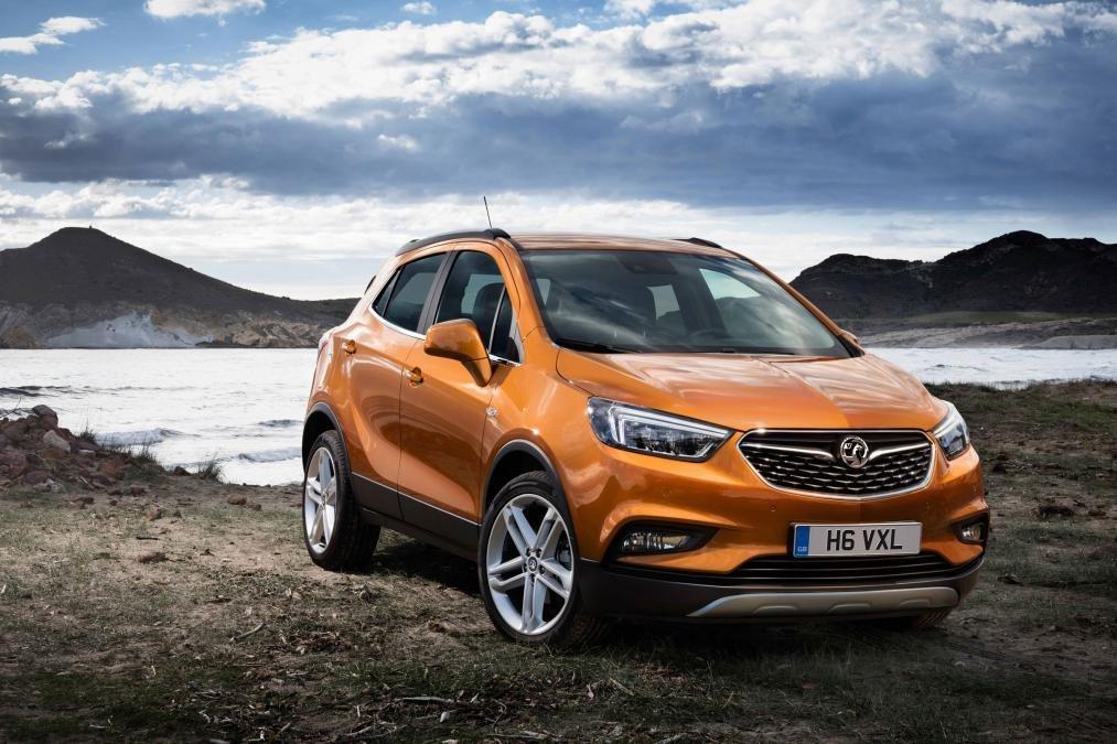 фото Opel Mokka X 2016 года