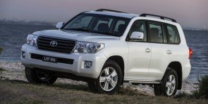 Toyota LandCruiser 200 Special Edition