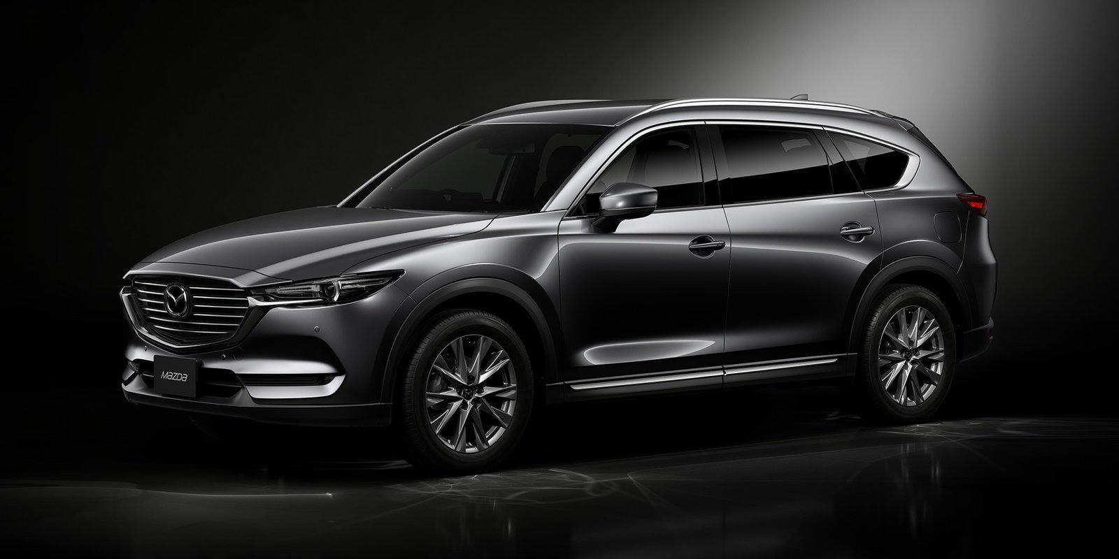 Кроссовер Mazda CX-8 в России продаваться не будет