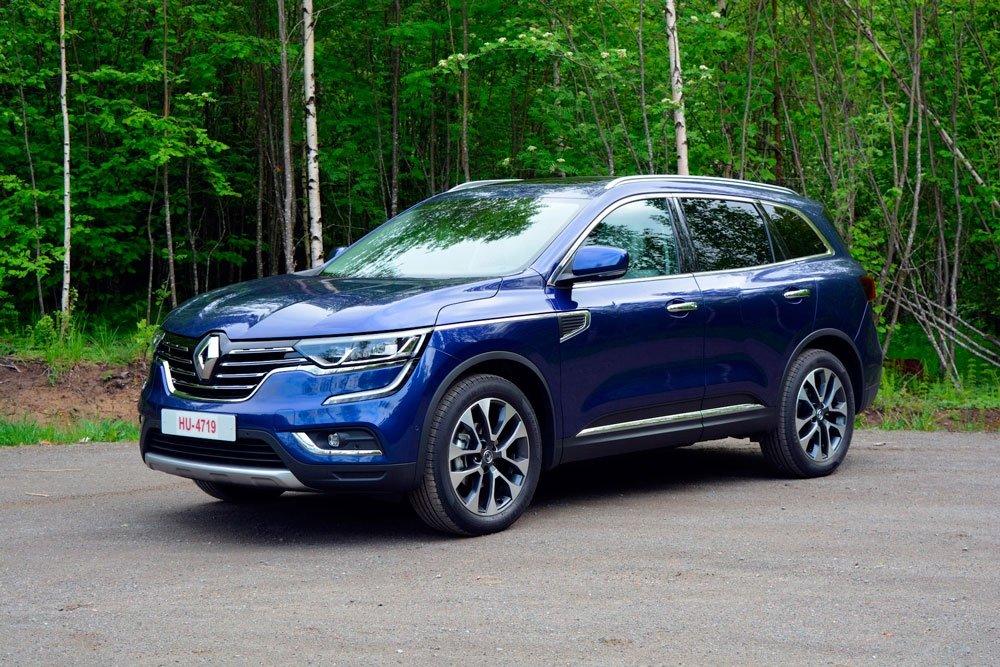 Знакомимся с достоинствами и недостатками Renault Koleos 2018 года